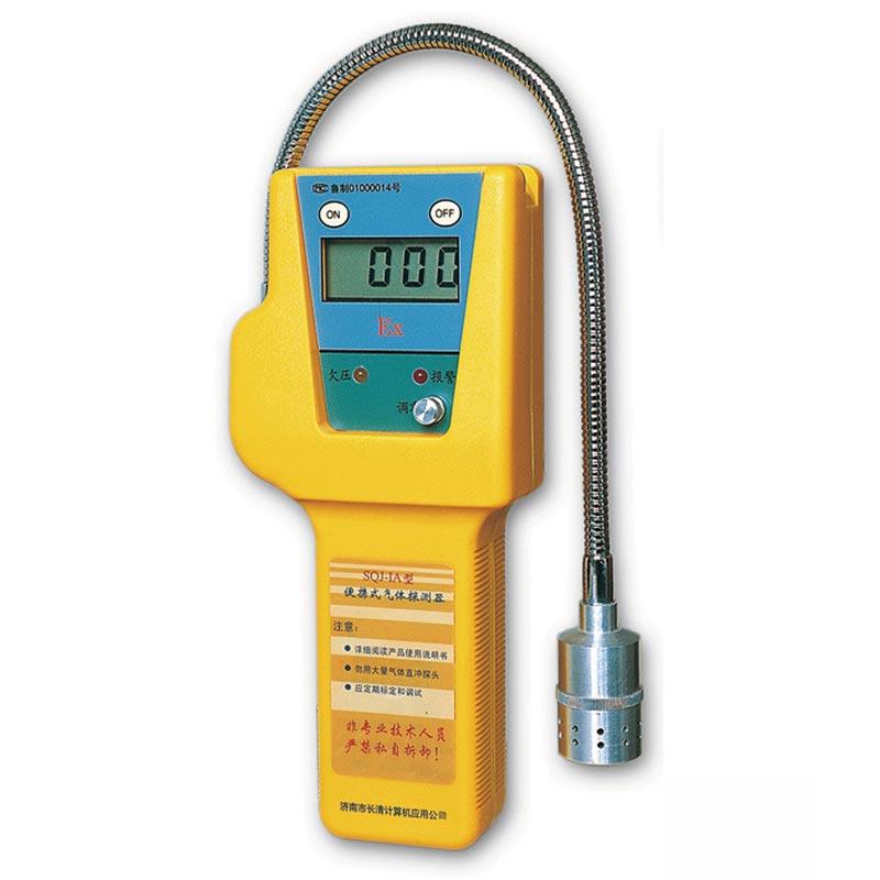 数显便携式气体探测器