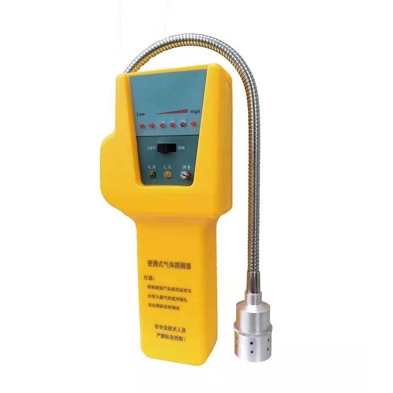 声光便携式气体探测器