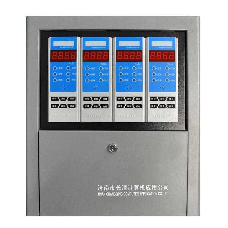 气体报警控制器数码显示