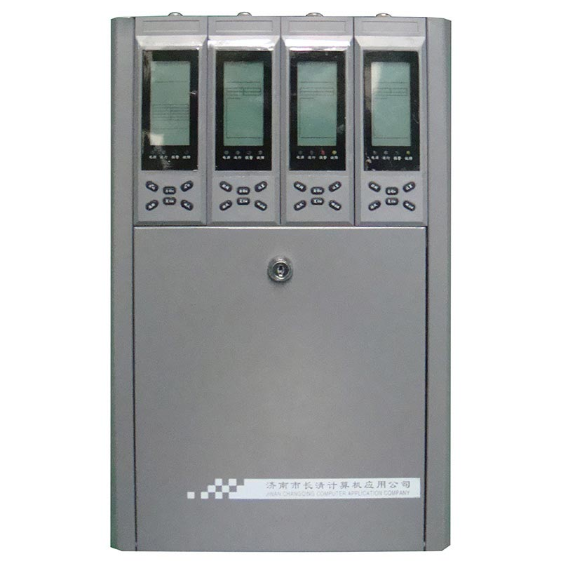 气体报警控制器液晶显示